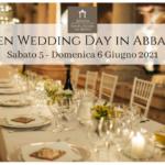 Open Wedding Day in Abbazia